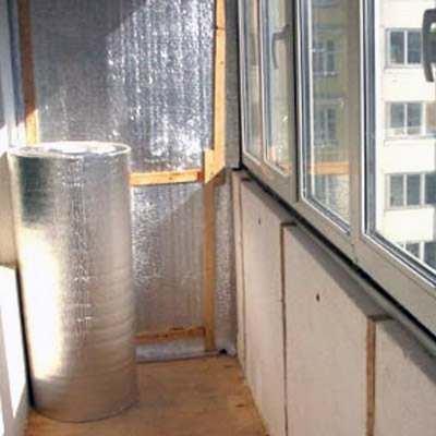 Теплый балкон своими руками видео фото 705