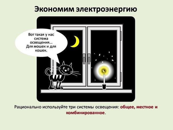 картинки как я берегу электроэнергию