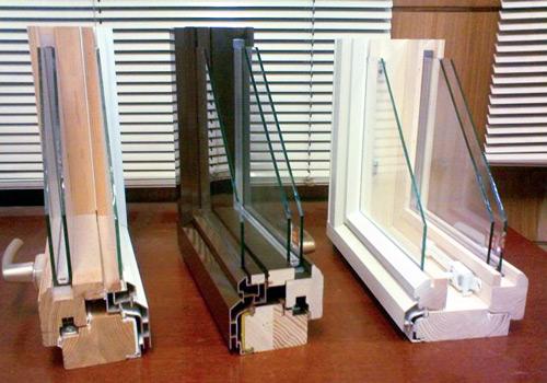 Методика установки деревянных окнах