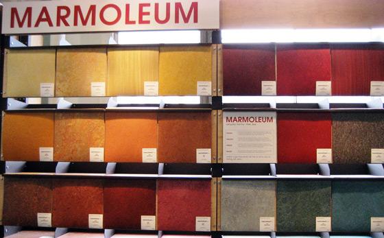 Мармолеум: плюсы и минусы, характеристики, укладка, видео, фото в интерьере