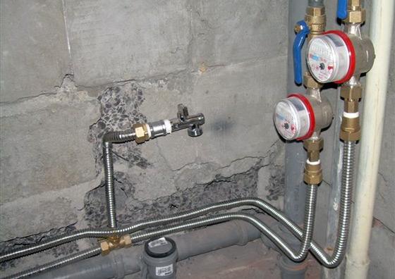 инструкция по замене счетчиков воды - фото 8