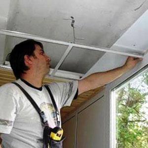 Навесной потолок из пластиковых панелей своими руками: монтаж и подготовка