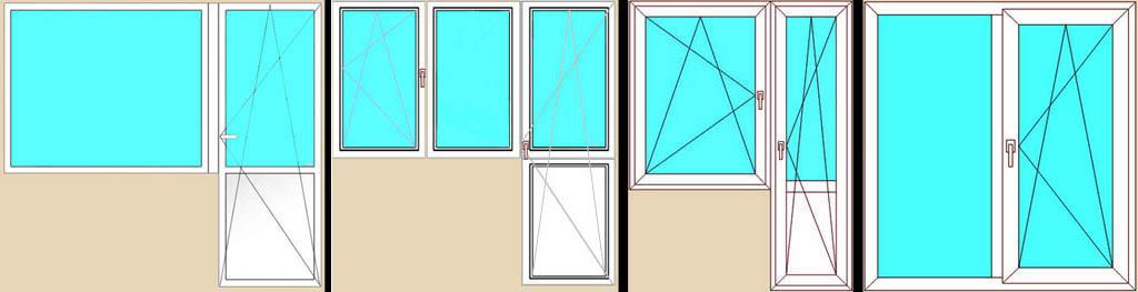 Установка балконного блока в панельном доме - всё о балконе.