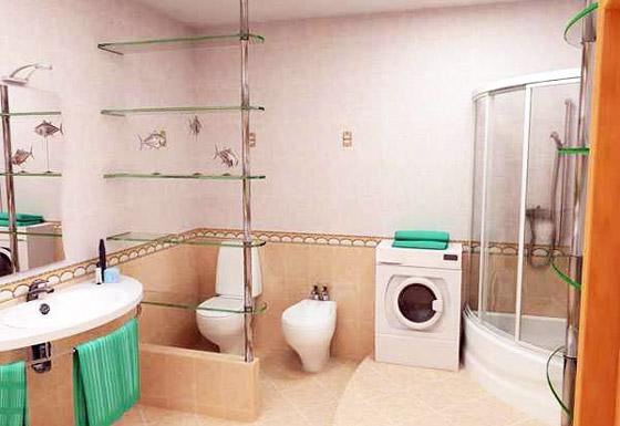 Как совместить туалет с ванной и его ремонт