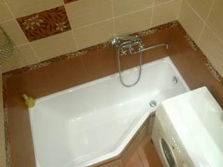 Ступенчаная ванна