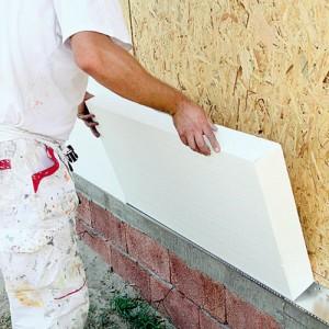 Технология утепление стен пенопластом снаружи своими руками