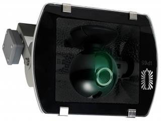 Антивандальная всепогодная веб-камера