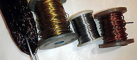 Эмалированные провода