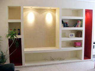 Встроенный шкаф-купе своими руками: как сделать, чертежи, сборка, установка