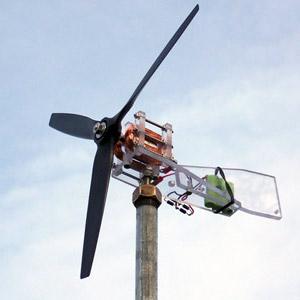 Ветрогенератор своими руками простой