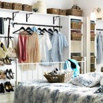 Оборудуем гардеробную — в кладовке и корпусную: варианты, правила компоновки, чертежи