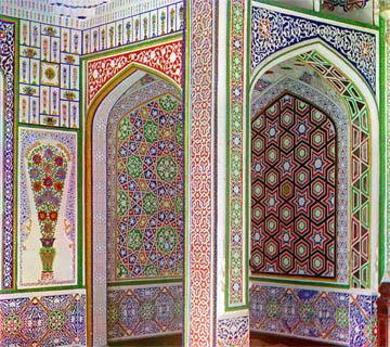 Мусульманская мозаика