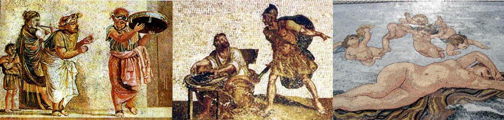 Флорентийские мозаики