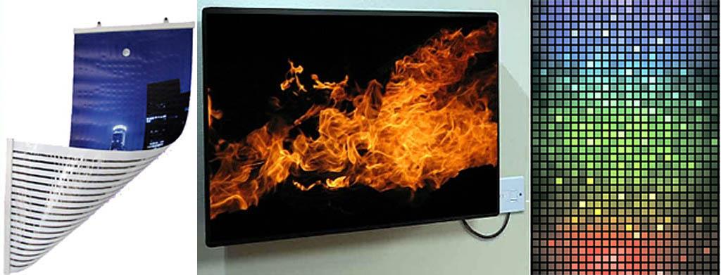 Инфракрасные нагреватели - картины