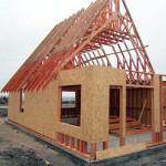 Каркасный дом: построить самому или под ключ, технология работ