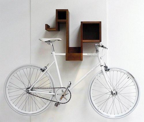 Велосипедная полка