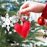 Новогодние украшения своими руками: снежинки, шары на елку, гирлянды, венки