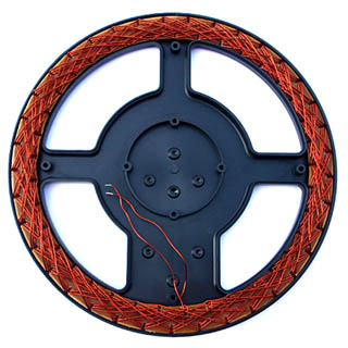 Корзиночная катушка для металлоискателя Пират