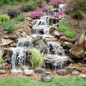 Имитация водопада своими руками 290