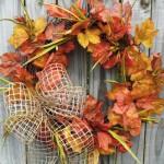 Осенние поделки: изготовление дома и прямо на прогулке, из различных материалов, для детей и взрослых