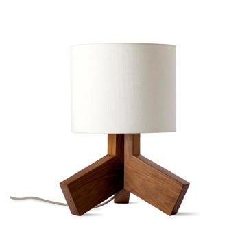 Зеленая настольная лампа в- tiuru