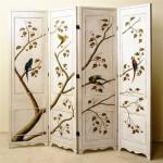Ширма: история, виды, самодельная из дерева, пенопласта, подручных материалов
