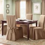 Чехлы на стулья: выбор схемы пошива и ткани, раскрой, примеры выкроек