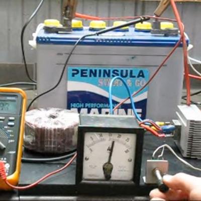 зарядное устройство для аккумулятора автомобиля как сделать своими