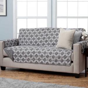 Выкройка чехла на диван без подлокотников