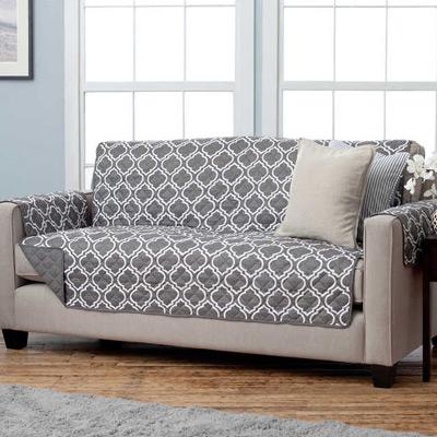 чехол на диван шьем самостоятельно с построением выкройки и без