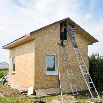 Загородный дом в скандинавском стиле - 75 фото, идеи