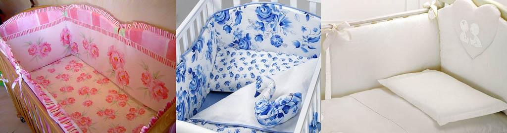Неправильное цветовое оформление детской кроватки вследствие доминирования одного цвета, самого по себе благоприятного