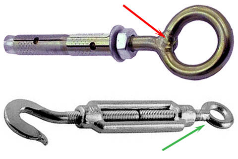 Крепежные узлы, из которых можно сделать ходовую пару самодельных тисков