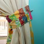 Подбор штор к обоям: правила цветового оформления интерьера