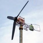 Самодельный ветрогенератор для дома и дачи: принципы работы, схемы, какой и как делать