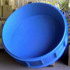 Пластиковая чаша для стационарного бассейна