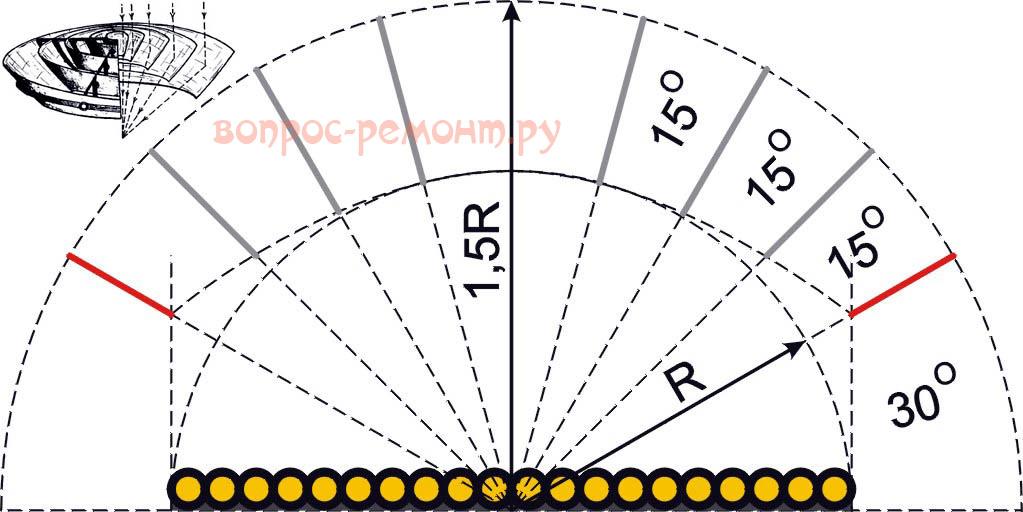 Компактный неориентируемый солнечный концентратор