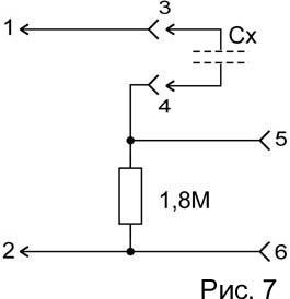Схема проверки электрических конденсаторов на пробой и утечку под напряжением
