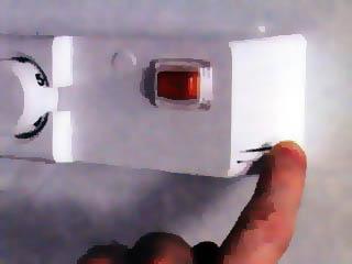 Проверка выключателя подсветки холодильника