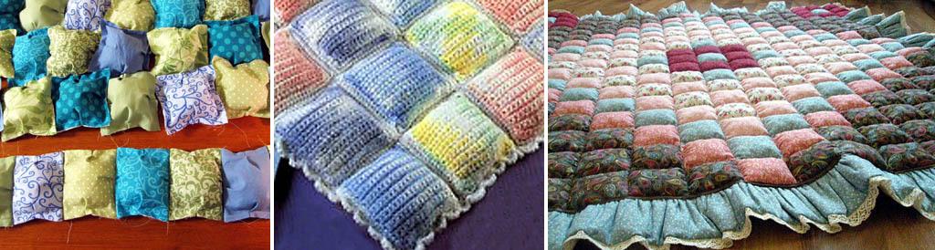 Модульные одеяла