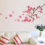 Рисунки на стенах в комнате своими руками: виды, техники, способы, тонкости