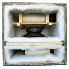 Избыточная звукопоглощающая обшивка сабвуфера
