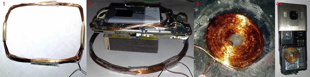 Беспроводные зарядные устройства стандарта WPC