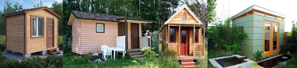 Примеры внешнего оформления каркасных домов