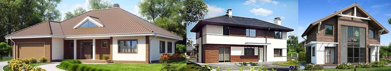 Оптимальные конструкции крыш домов из СИП