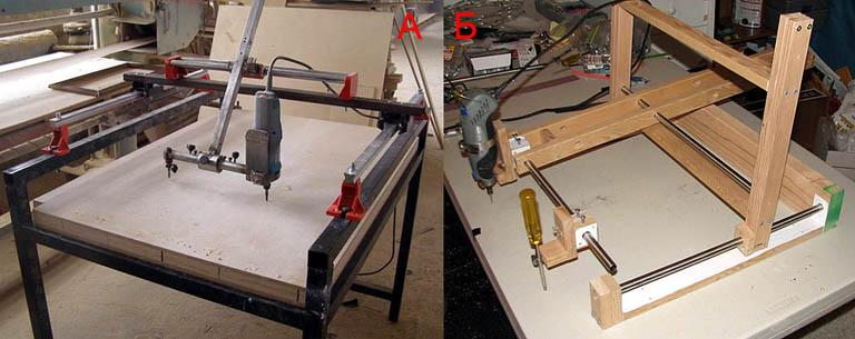 Ошибки в конструкциях самодельных 3D копировально-фрезерных станков по дереву (дупликарверов)
