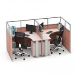 Офисные перегородки для малого бизнеса: планирование, типы, выбор подрядчика