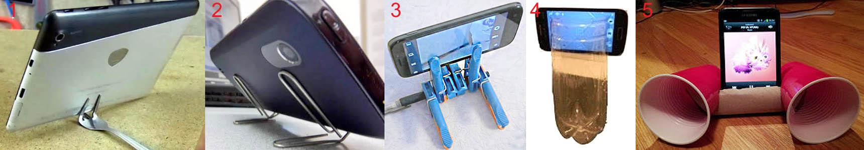 Подставки для телефонов, могущие попортить аппарат